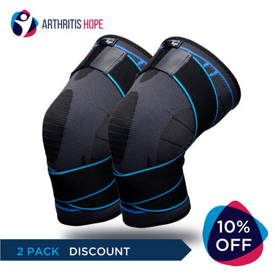 X- Over Compression Sleeve 2Pack (10% Discount)