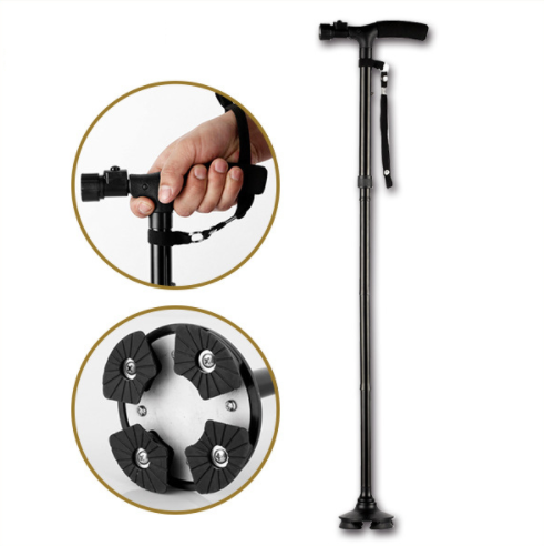 Anti-shock Walking Stick