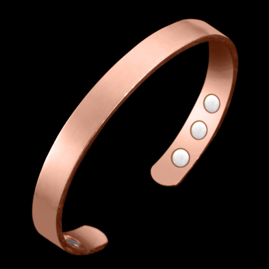 Pure Copper Magnetic Bracelet for Arthritis Relief