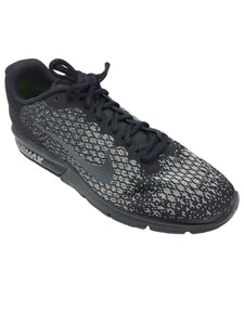 Nike Air Max Sequent 2 Men s sneakers 852461 001 Multiple sizes ... 6f9ed08f5