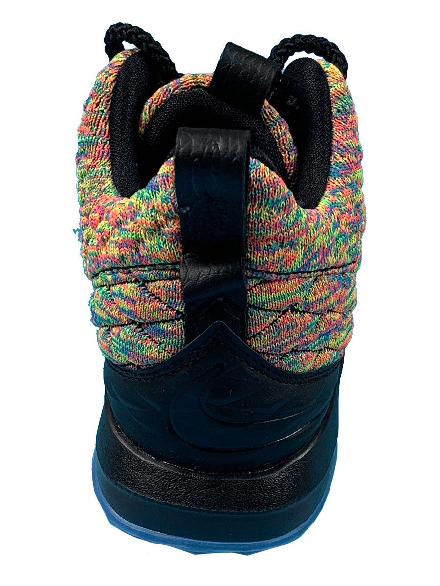 9a35687293de ... Nike Lebron XV (PS) Youth sneakers 922812 901 Multiple sizes fruity  pebbles ...