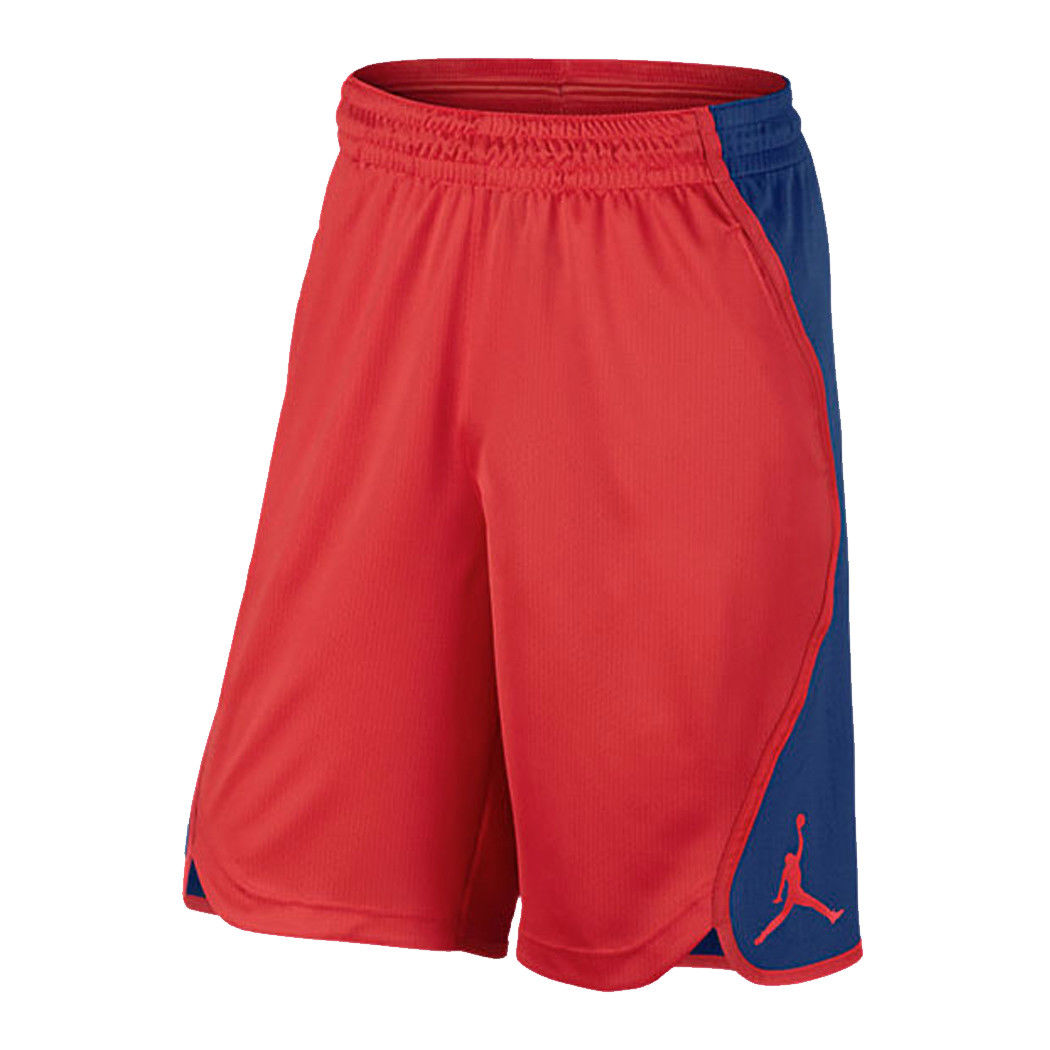 2f837d1f5b0 ... Air Jordan Mens Dri-Fit Victory Flight Jumpman Basketball Shorts ...