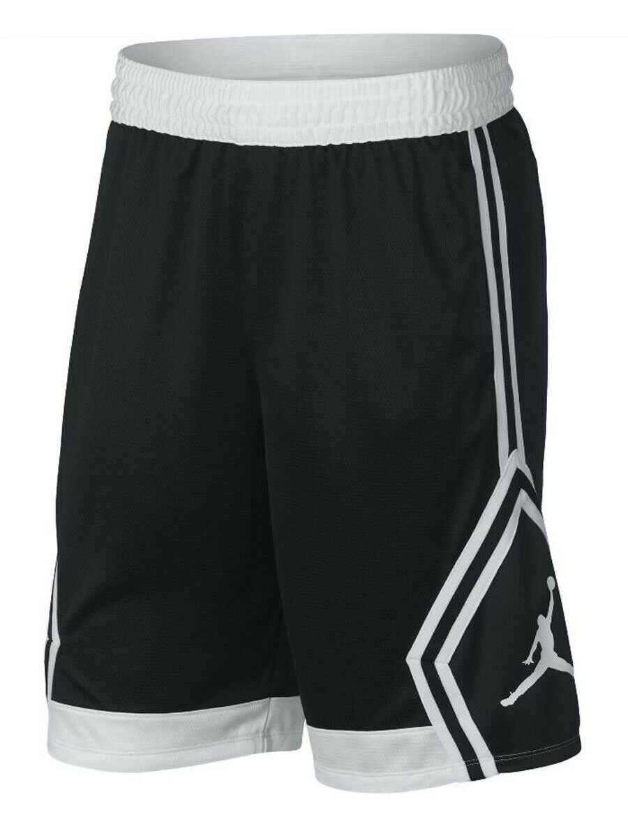 5301eb898d23 ... Nike Air Jordan Mens Dri-Fit Rise Diamond Basketball Shorts ...