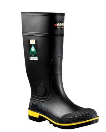 Maximum rubber boot