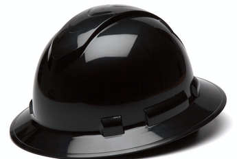 side impact  hard hat