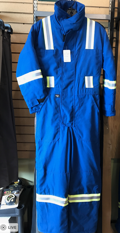 FR Nomex Insulated Coverall