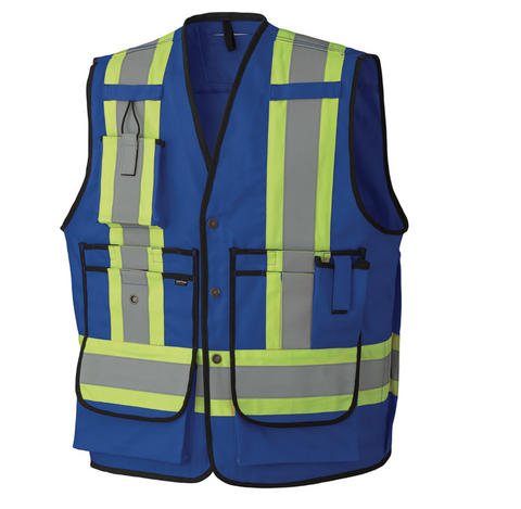 FR Canvas Pioneer Surveyors Vest
