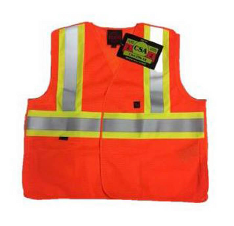 FR Hi Vis traffic vest class 2 level 2