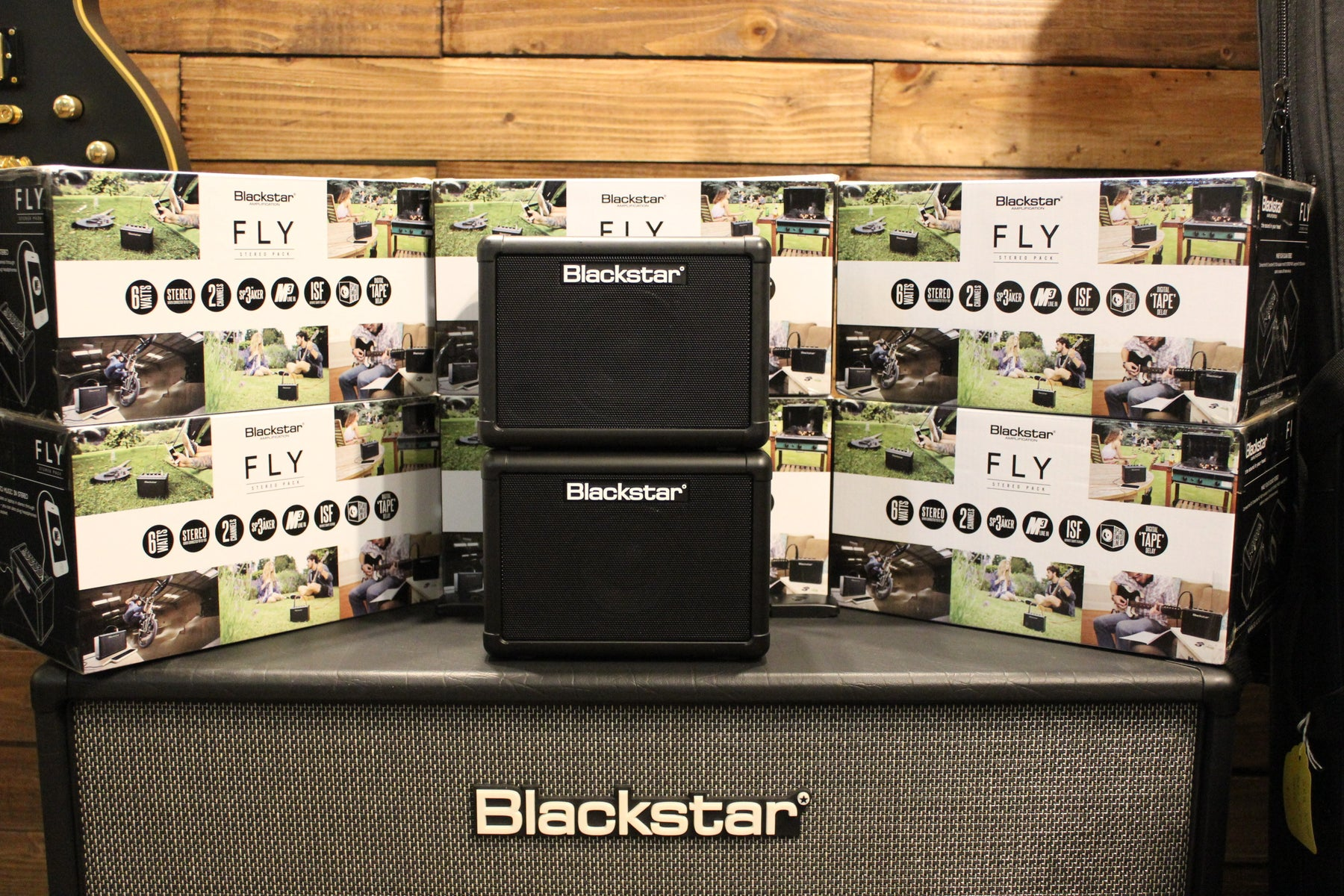 Win a Blackstar Fly 3 Pack