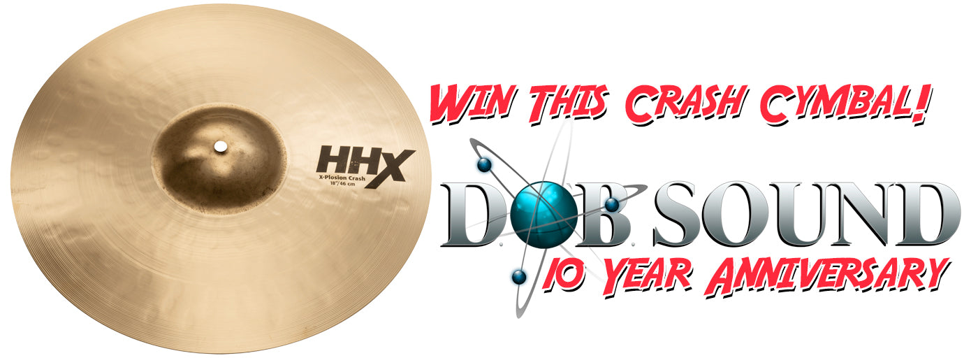 Win a Sabian XXX X-Plosion Crash