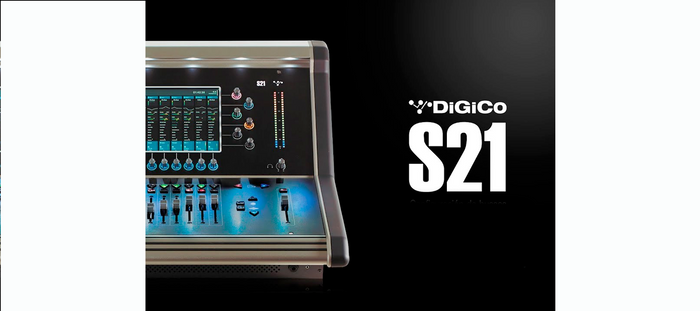 DiGiCo S21 : Rewriting the Rule Book (VIDEO)