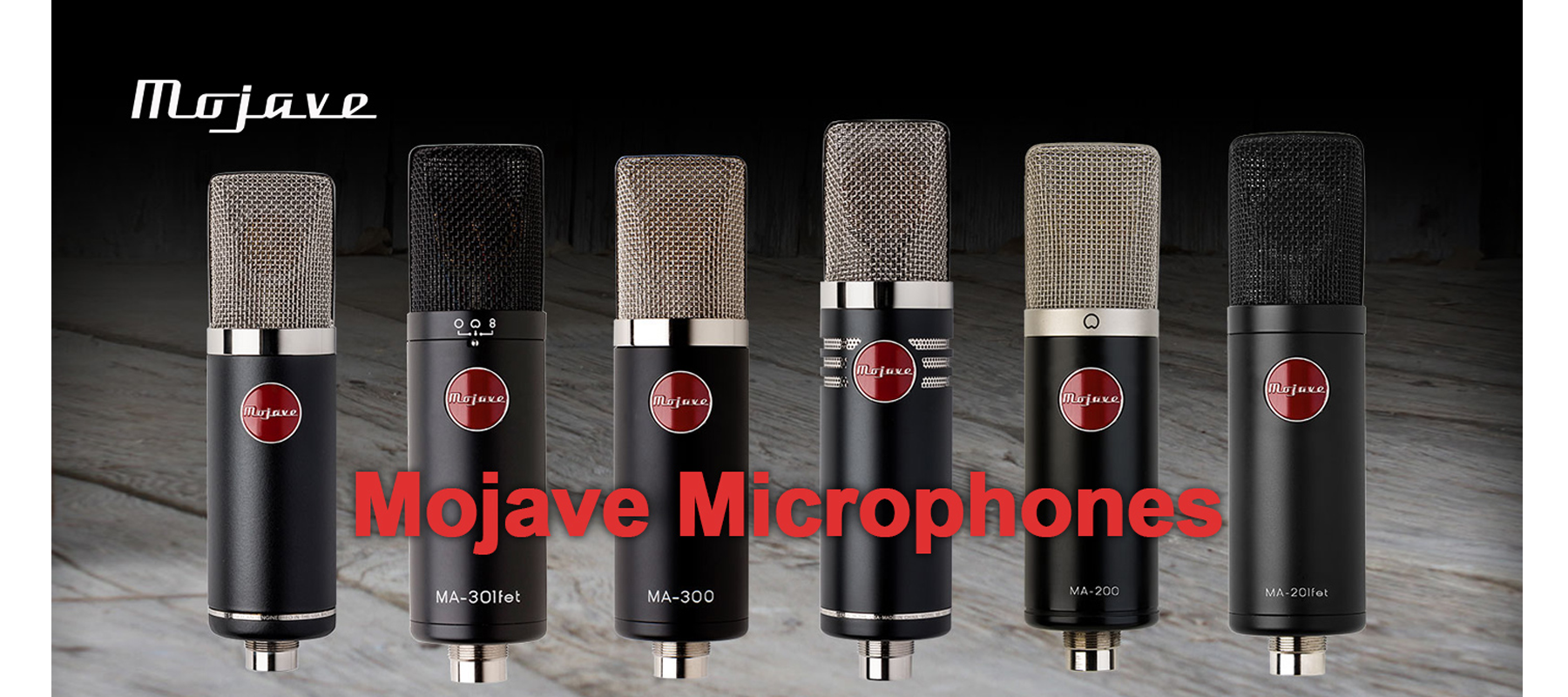 D.O'B. Sound Pro is proud to announce the addition of Mojave Microphones! (VIDEO)