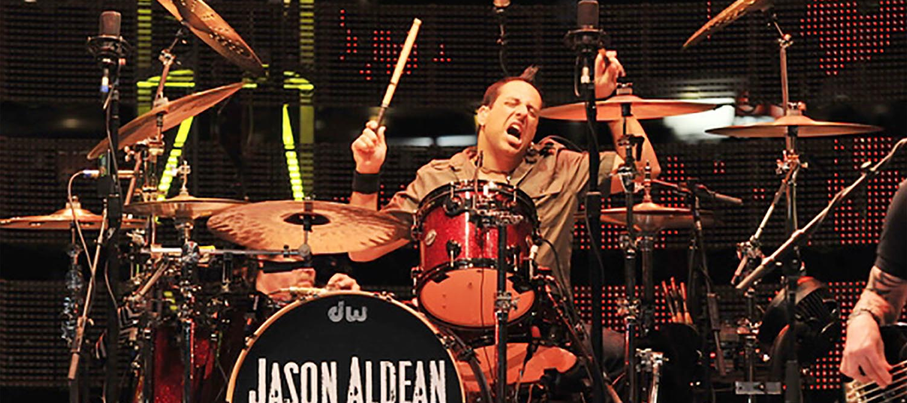 D.O'B. Sound Pro salutes our good friend Rich Redmond of Jason Aldean Band  (VIDEO)