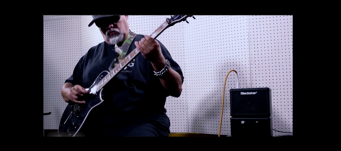 Blackstar Fly 3: The best little amp out there. Demo by Tracy G (VIDEO)