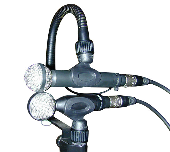 Beyerdynamic M130 Double-Ribbon Bi-Directional Dynamic Microphone Double ribbon microphone (figure of eight)