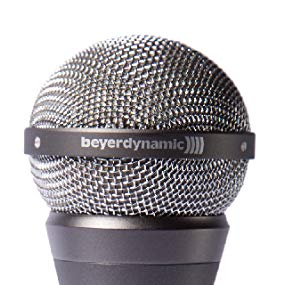 Beyerdynamic TG-V90R Ribbon Cardioid Handheld Vocal Microphone for live and studio application