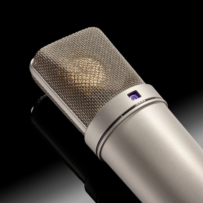 NEUMANN U-67 SET Large-Diaphragm Tube Condenser Microphone