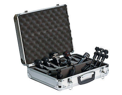 Audix DP5A Wired Professional Drum 5 Piece Mic Kit (Email for D.O'B. Sound Pro  - Lower Price)