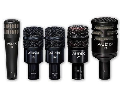 Audix DP5A Drum Microphone Kit