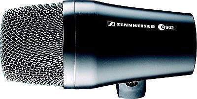 Sennheiser e902 Kick Drum Bass Guitar Microphone