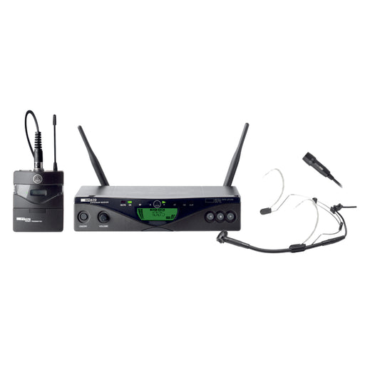 AKG WMS470 Presenter Set BD7 50mW - EU/US/UK