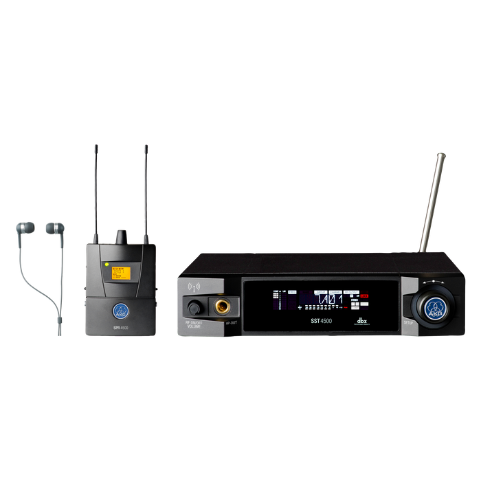 AKG IVM4500 In Ear Monitoring System BD7-100mW. From D.O'B. Sound Pro