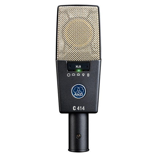 AKG C414 XLS Multi-Pattern Large-Diaphragm Condenser Microphone