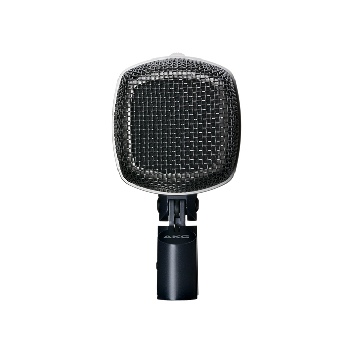AKG D12 VR Large Diaphragm Cardioid Dynamic Microphone. Great for Kick drum or Bass. From D.O'B. Sound Pro