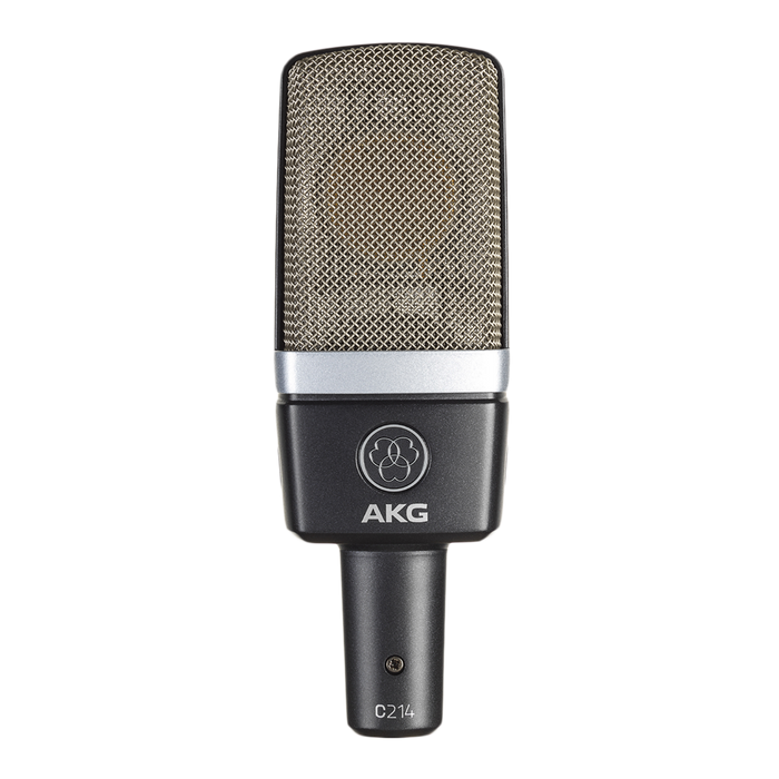 AKG C214MP Large-Diaphragm Condenser Microphone (Matched Pair). From D.O'B. Sound Pro