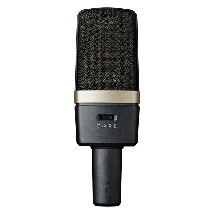 AKG C314 Pro Multi-Pattern Condenser Microphone. From D.O'B. Sound Pro