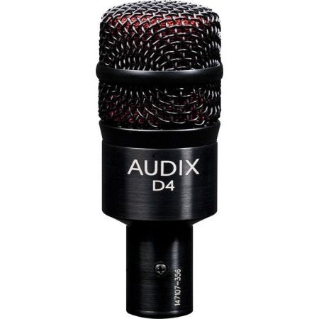 Audix D4 Drum Bass Microphone