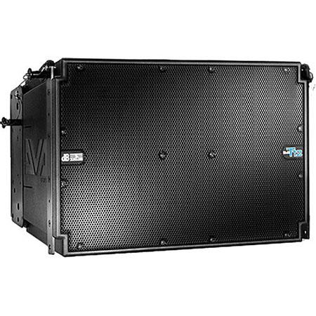 dB Technologies DVA T12 Active Line Array speaker module