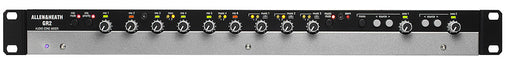 Allen & Heath GR2 9-input, 4-output analogue zone mixer (B Stock) Fully Guaranteed and Under Warranty