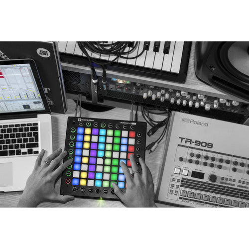 Novation Launchpad Pro MIDI Controller and Grid Instrument (Software included)