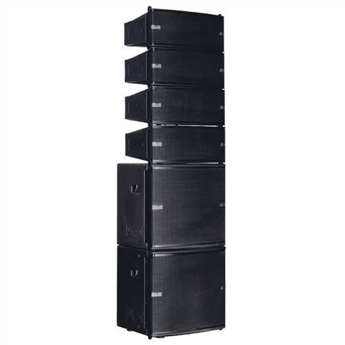 dB Technologies AMS-DVA-M2M+M2S - 2-Way Active (Master+Slave) design Line Array System