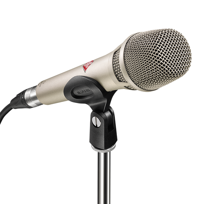 Neumann KMS 104 Cardioid handheld with K 104 capsule (Nickel)