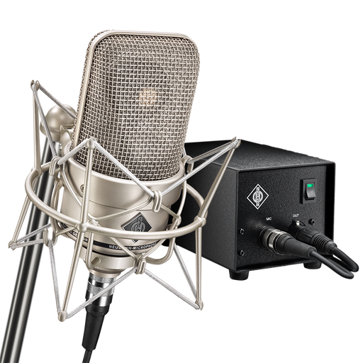 Neumann M 150 Omni Tube Microphone (M 150-TUBE-SET-US)