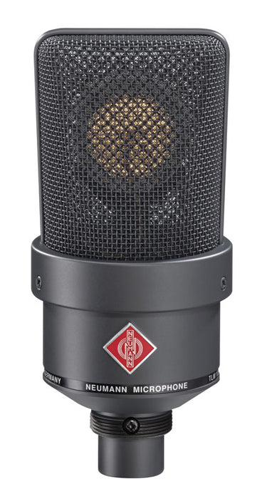 Neumann TLM 103 MT Large-Diaphragm Condenser Microphone Stereo Set (Black)
