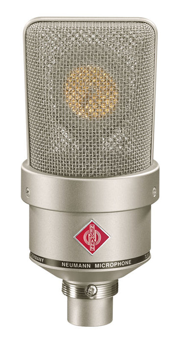 Neumann TLM 103 MT Large-Diaphragm Condenser Microphone Stereo Set (Nickel)
