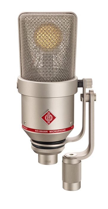 Neumann TLM 170 R Multi-Pattern Large-Diaphragm Studio Condenser Microphone Stereo Set (Nickel)