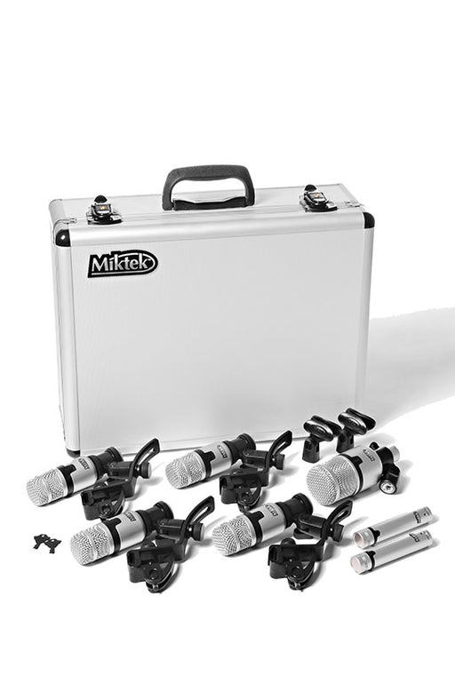 Miktek PMD7 7-Piece Dynamic Drum Mic Kit