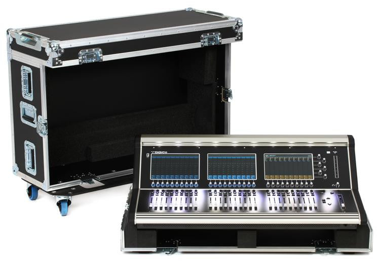 DiGiCo FC-S31 Flight Case for S31 Digital Console