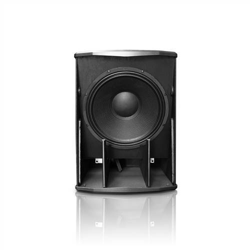 "dB Technologies Sub 18 H Semi horn-loaded active 18"" Subwoofer, (with 25' XLR Cable)"
