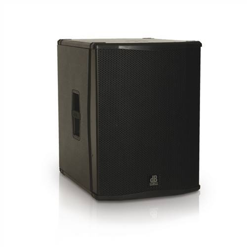 "dB Technologies Sub 18 H Semi horn-loaded active 18"" Subwoofer, (***B STOCK***) Guaranteed and under Warranty"