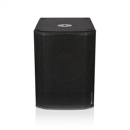 "dB Technologies Sub 615 Active Bass-reflex subwoofer, 15"" woofer , 600W RMS Class D SMPS, 131dB SPL, (with 25' XLR Cable)"