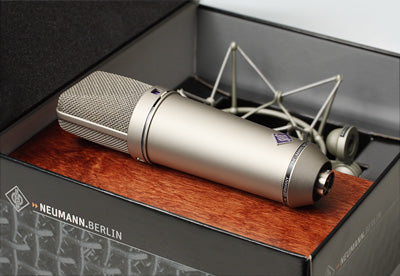 Neumann U 87 AI SET Z (Nickel)