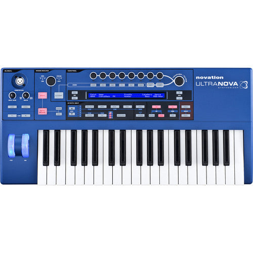 Novation UltraNova Analog-Modelling Synthesizer