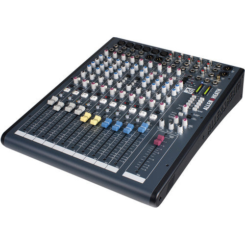Allen & Heath AH-XB2-14 4 Mic Line + Dual Telco, compact broadcast console, Remote Mute facility, Logic and auto dim, 100mm faders, USB I/O (Email for D.O'B. Sound Pro Price)