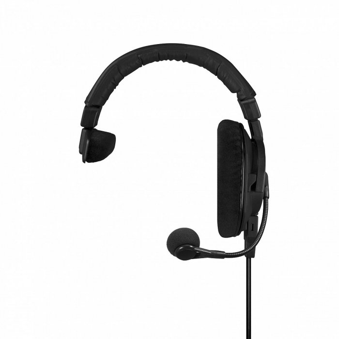 Beyerdynamic DT 280 MKII 200/250 Single-ear headset with dynamic microphones for talkback purposes in broadcasting and tv (closed)