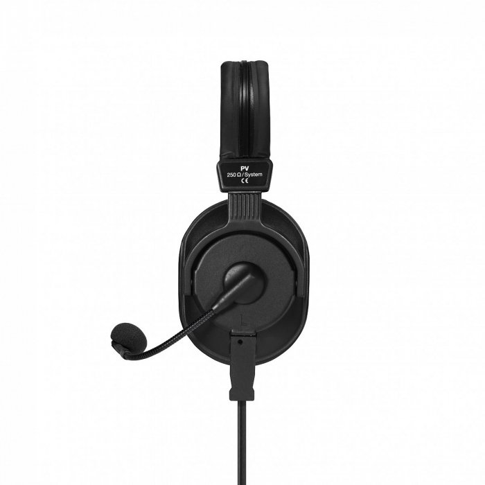 Beyerdynamic DT 287 PV MKII-250 Single-Ear Broadcast Headset With Condenser Microphone, 250 Ohm